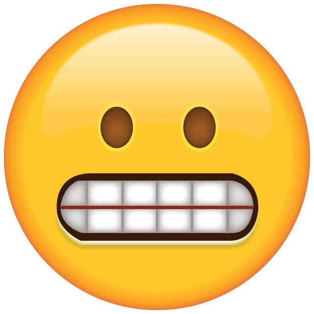 Grinmacing Face Emoji